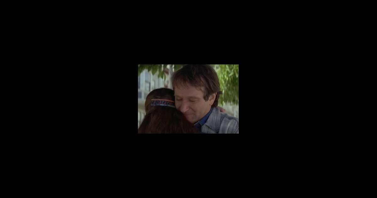 Robin Williams Des Images Rares Et Bouleversantes De Mrs Doubtfire