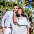 Nikola et Sarah Fraisou - Photos officielles des Anges 8 : Pacific Dream