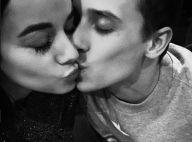 Alizée et Grégoire Lyonnet : Selfie et baiser romantique pour la Saint-Valentin