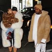 Kim Kardashian et North: Mère et fille adorables soutiennent Kanye West, endetté