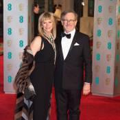 Steven Spielberg et Kate Capshaw : 25 années de mariage qui brillent aux BAFTA