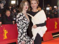 Berlinale 2016 : Emma Thompson brille avec sa fille Gaia, Charlize Theron fatale