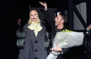 Fashion Week: Lady Gaga et Kendall Jenner, mannequins stars des derniers défilés