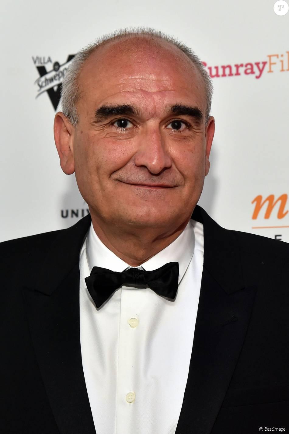 Pascal Nègre, PDG d'Universal Music France, à Cannes, le 16 mai 2015.