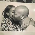 Kelly Rowland et son mari à la soirée d'anniversaire de Kelly Rowland qui fêtait ses 35 ans au Sunset Tower Hotel à West Hollywood. Le 20 février 2016.