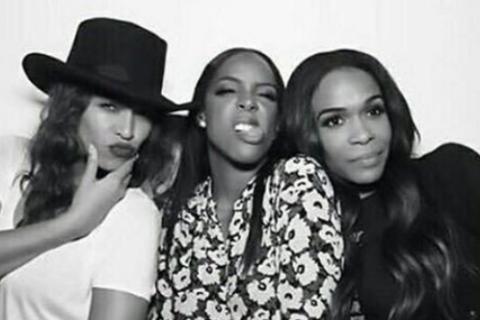 Kelly Rowland : Les Destiny's Child réunies pour ses 35 ans !