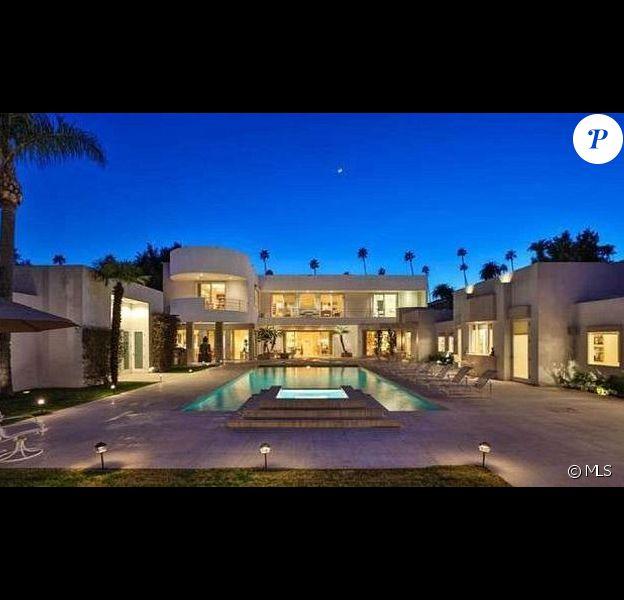 La villa de Jackie Collins en vente pour 30 millions de dollars