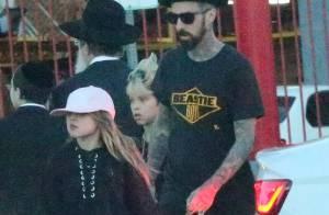 Travis Barker accuse son ex Shanna Moakler de mettre en danger leurs enfants