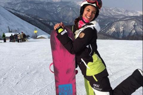 Marine Lorphelin amoureuse : Elle retrouve son petit ami Christophe au Japon !
