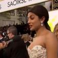 Priyanka Chopra aux Oscars.
