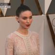 Rooney Mara - Tapis rouge de la 88e cérémonie des Oscars à Los Angeles le 28 février 2016
