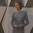 Charlotte Rampling aux Oscars.