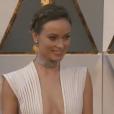 Olivia Wilde aux Oscars 2016