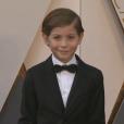 Jacob Tremblay aux Oscars 2016