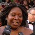 Whoopi Goldberg - Tapis rouge de la 88e cérémonie des Oscars à Los Angeles le 28 février 2016