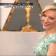 - Tapis rouge de la 88e cérémonie des Oscars à Los Angeles le 28 février 2016