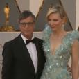 Cate Blanchett aux Oscars 2016.