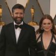 Julianne Moore aux Oscars 2016