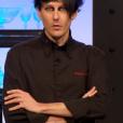 "Olivier Streiff - ""Top Chef 2016"" sur M6. Episode du 29 février 2016."