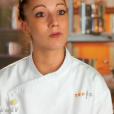 """Coline - """"Top Chef 2016"""" sur M6. Episode du 29 février 2016."""