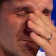 """Kevin, en larmes, est éliminé - """"Top Chef 2016"""" sur M6. Episode du 29 février 2016."""