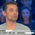 Kool Shen, dans  Salut les terriens  sur Canal+, le samedi 5 mars 2016.