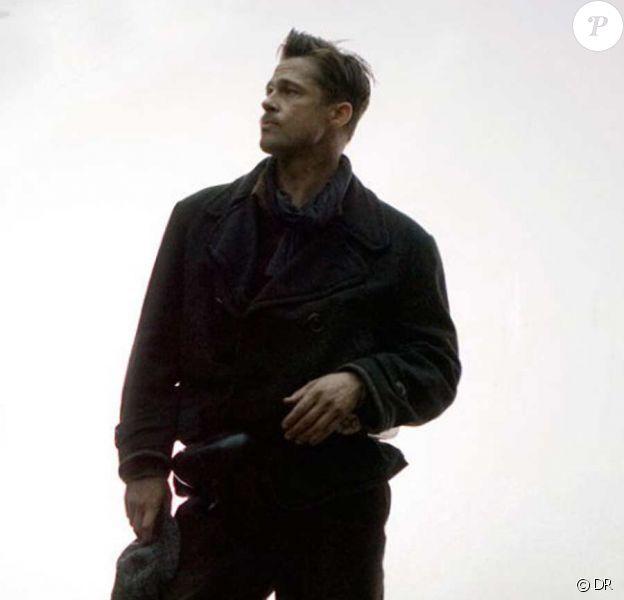 Brad Pitt dans son rôle de Lieutenant Aldo Raine