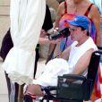 Janvier 2005 : Roy est en convalescence au Mexique avec son compagnon Siegfried