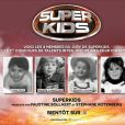 Liane Foly, Philippe Candeloro, Gérard Louvin et Alizée dans le jury de SuperKids sur M6.
