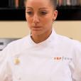 """Coline, dernière femme de la compétition - """"Top Chef 2016"""" - Emission du 14 mars 2016, sur M6."""