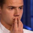 """Gabriel a échappé de justesse à l'élimination - """"Top Chef 2016"""" - Emission du 14 mars 2016, sur M6."""