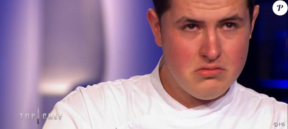 """Charles est éliminé - """"Top Chef 2016"""" - Emission du 14 mars 2016, sur M6."""