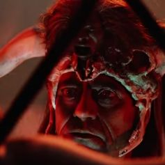 Extrait du film Indiana Jones et le Temple maudit avec Amrish Puri