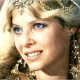 Kate Capshaw en 1984 dans Indiane Jones et le Temple maudit.