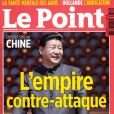 Magazine Le Point en kiosques le 17 mars 2016.