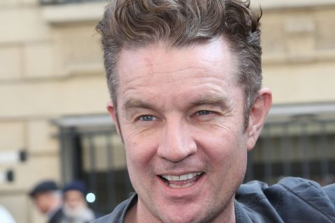 "James Marsters : Un ""Spike"" vieilli à Paris, avec Shannen Doherty et son mari"