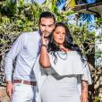Nikola et Sarah Fraisou - Photos officielles des Anges 8 : Pacific Dream