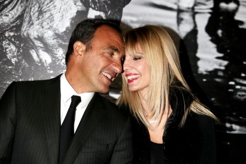 Nikos Aliagas in love de Tina devant ses parents pour son exposition photo !