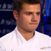 Top Chef 2016 : Gabriel éliminé, Xavier pas fair-play et un peu d'amertume