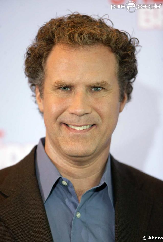 how tall is will farrell