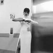 Sophie Marceau sublime en robe échancrée : A 49 ans, elle est une bombe