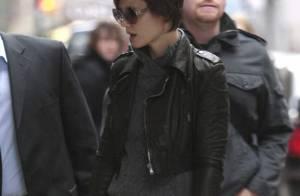REPORTAGE PHOTOS : Katie Holmes, avec ce look là... elle est la meilleure !