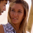 Marco et Linda : leur premier baiser dans Bachelor, sur NT1, le lundi 28 mars 2016