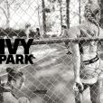 Beyoncé pour IVY PARK.