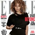 Beyoncé en couverture du magazine ELLE (édition UK). Numéro de mai 2016.