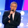 Laurent Ruquier dans  On n'est pas couché  sur France 2, le samedi 2 avril 2016.