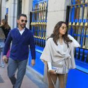 Eva Longoria et son fiancé Jose Antonio Baston : Un romantique week-end espagnol