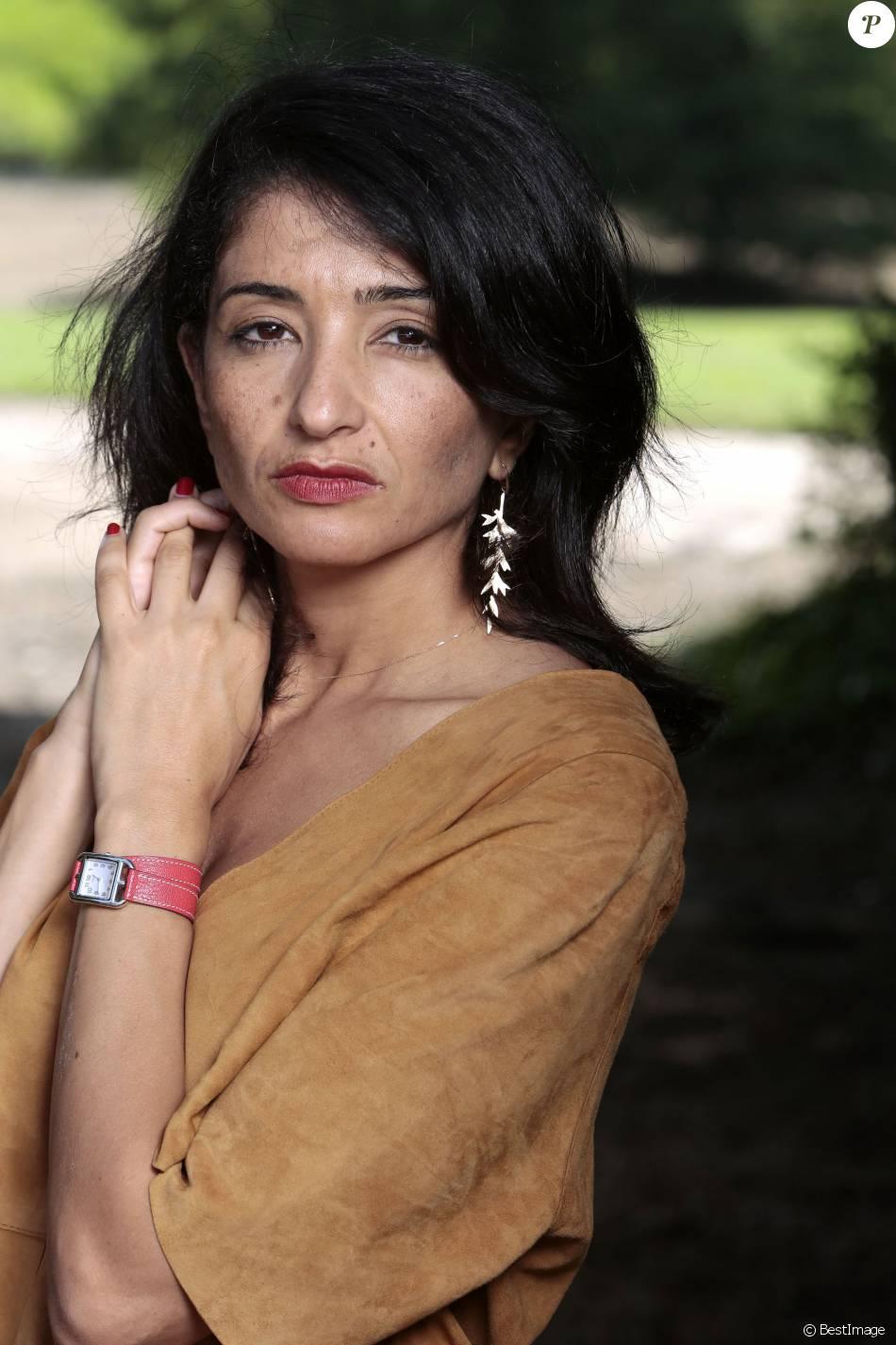 Portrait de Jeannette Bougrab, août 2015. Paris