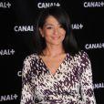 Jeannette Bougrab lors de la soirée de rentrée Canal + organisée à Paris, le 28 août 2013.