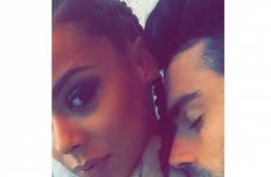 Ricardo et Nehuda (Les Anges 8) couple complice sur Instagram